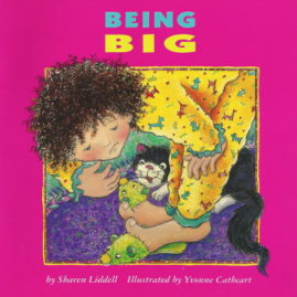 Being Big - Cover - Books