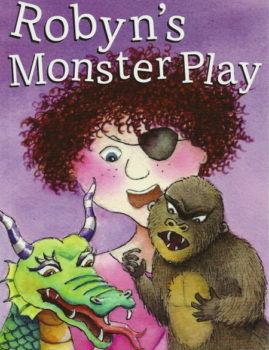 Cover - Robyns Monster Play