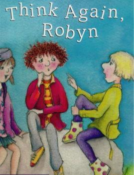 Cover - Think Again Robyn