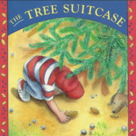 Tree Suitcase - Books