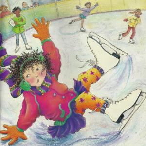 Being Big - skates