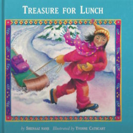Treasure For Lunch - Books