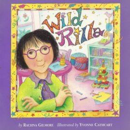 Wild Rilla - books