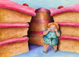 Cake - Dieter's Nightmare