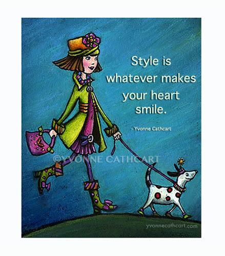 Style quote - Lt. Yellow Gen.