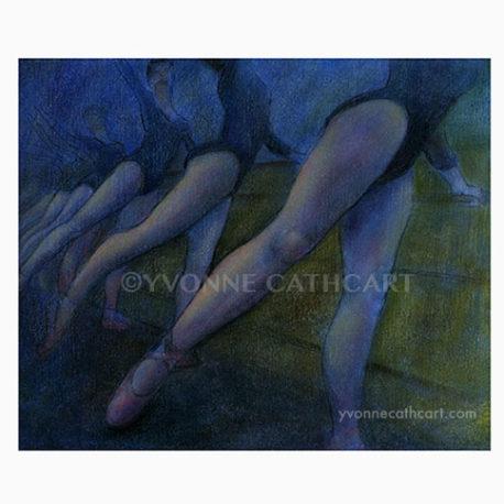 Ballet Dancers - 1986