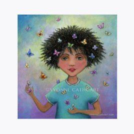Butterfly Girl Ed*As